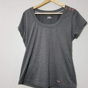 Under Armour Gray t-shirt